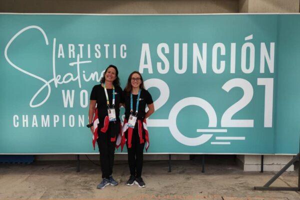 Weltmeisterschaft in Asunción (Paraguay)